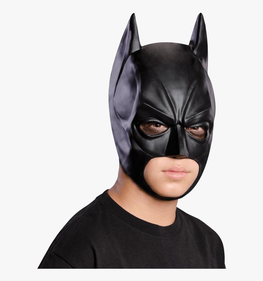 Batman Joker Bane Black Mask - Dark Knight Batman Mask, HD Png Download, Free Download