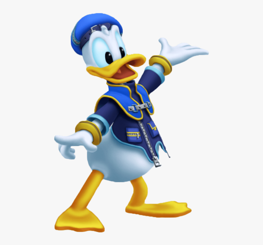 This Png File Is About White - Kingdom Hearts Sora Donald Goofy, Transparent Png, Free Download