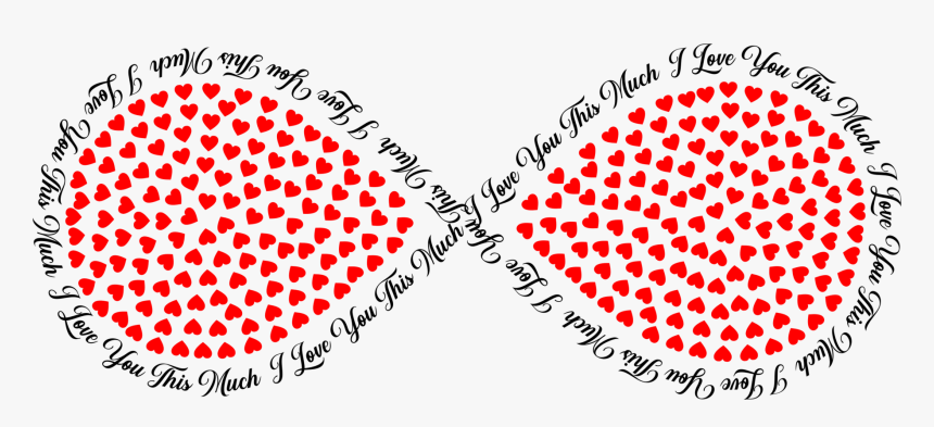 Heart,love,symmetry - Many Spotted Sweetlips, HD Png Download, Free Download