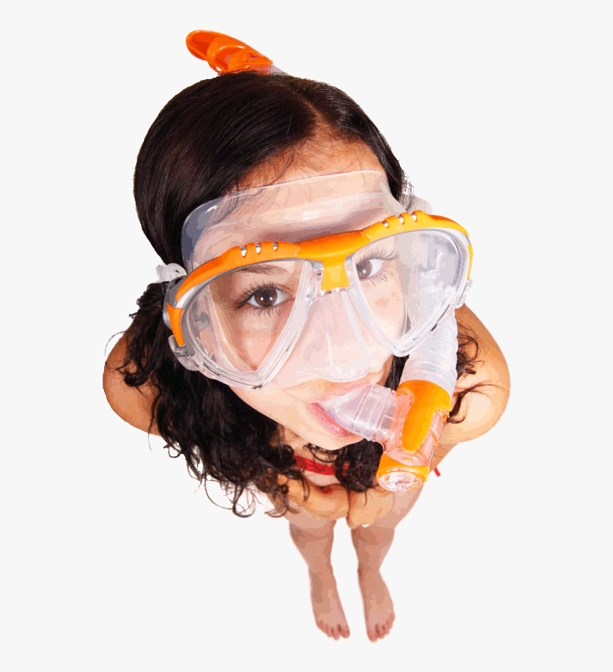 Diving Mask, HD Png Download, Free Download