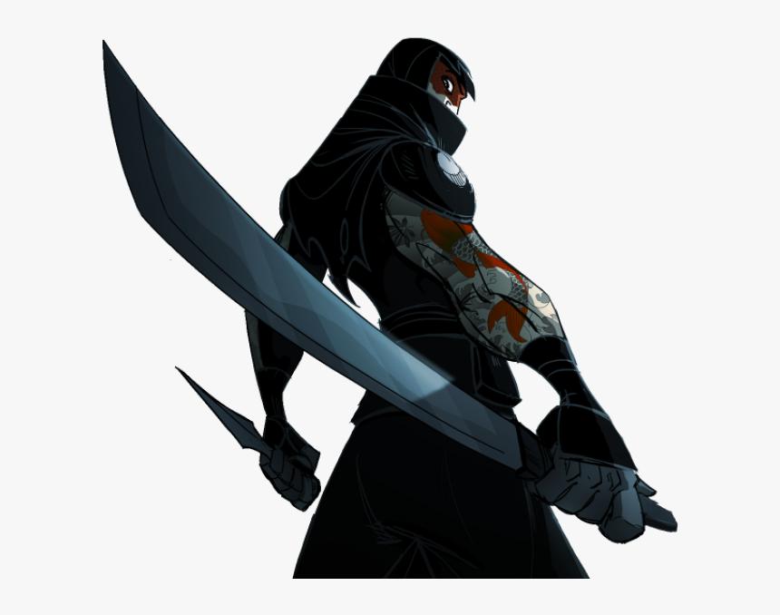 Real Ninja Png - Mark Of The Ninja Png, Transparent Png, Free Download