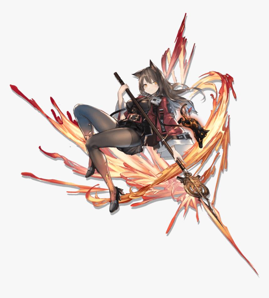 Arknights Skyfire Elite 2, HD Png Download, Free Download