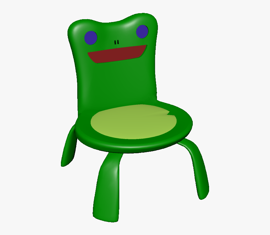 Animal Crossing Froggy Chair Hd Png Download Kindpng