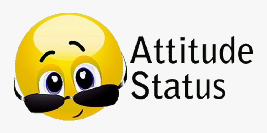 Smiley Status For Whatsapp, HD Png Download - kindpng