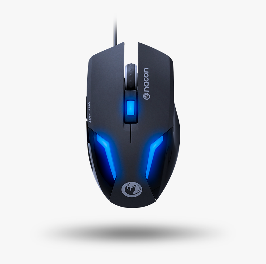 Gm-105 - Mouse Nacon Optical Gaming Mouse Gm-105, HD Png Download, Free Download