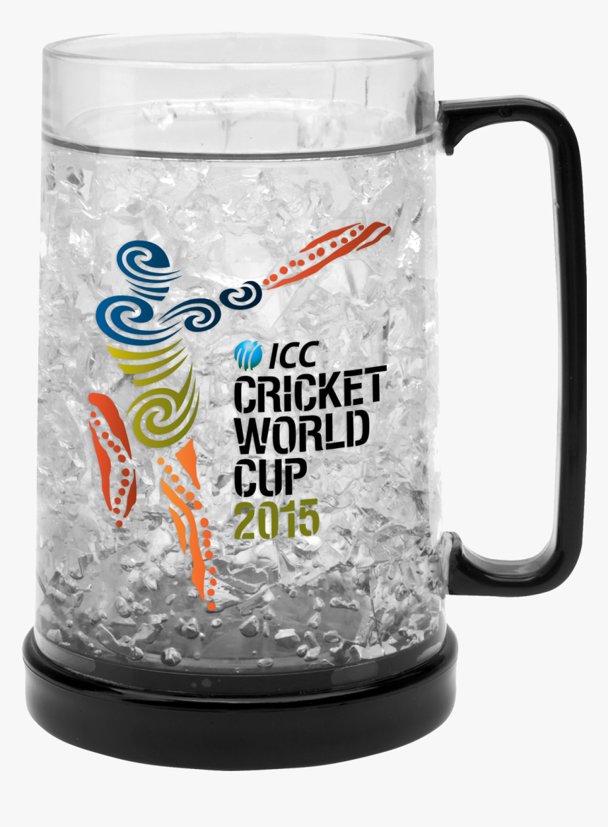 Cricket World Cup Ezy Freeze Mug - All Cricket World Cup Logos, HD Png Download, Free Download
