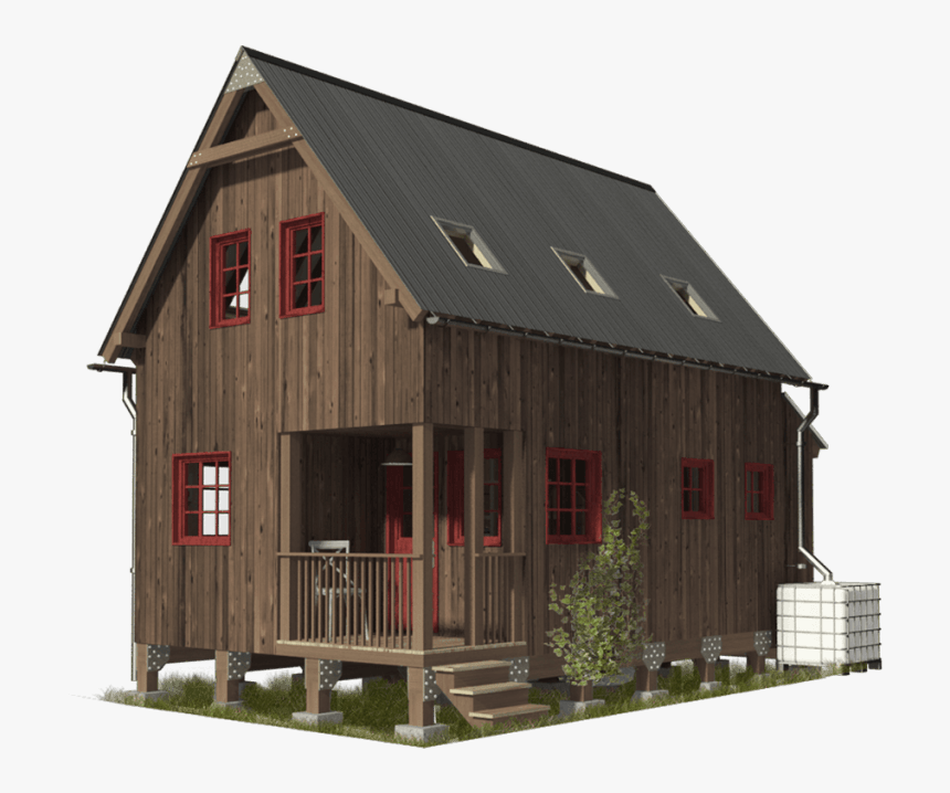 Three Bedroom House With Loft, HD Png Download, Free Download