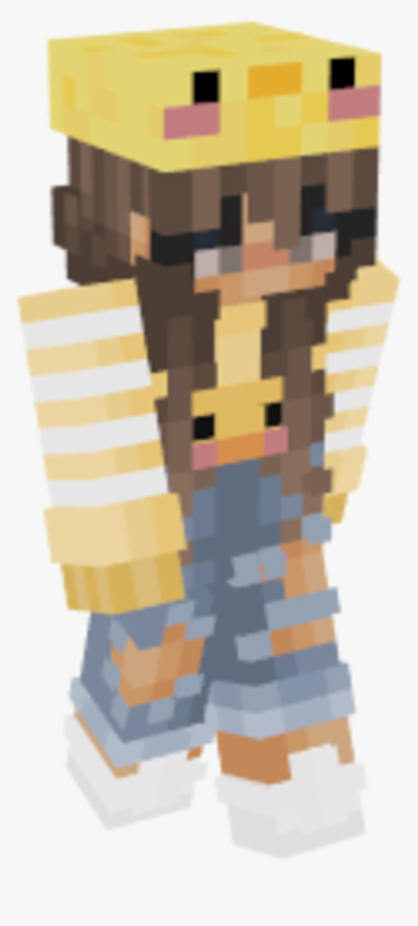 Cool Treding Minecraft Skins, HD Png Download, Free Download