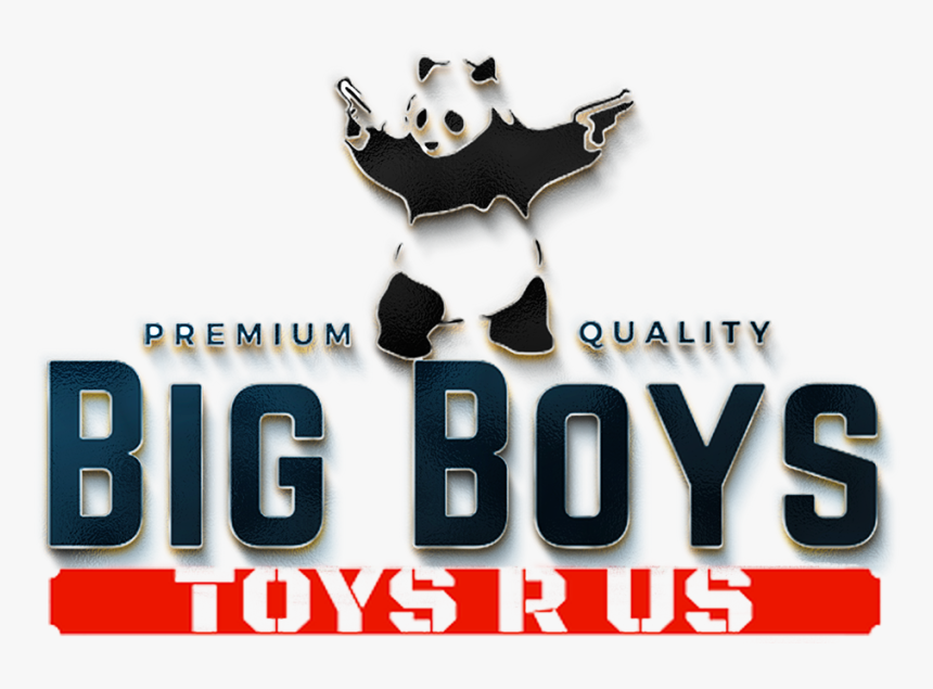 Toys For Big Boys - Big Boys R Us, HD Png Download, Free Download