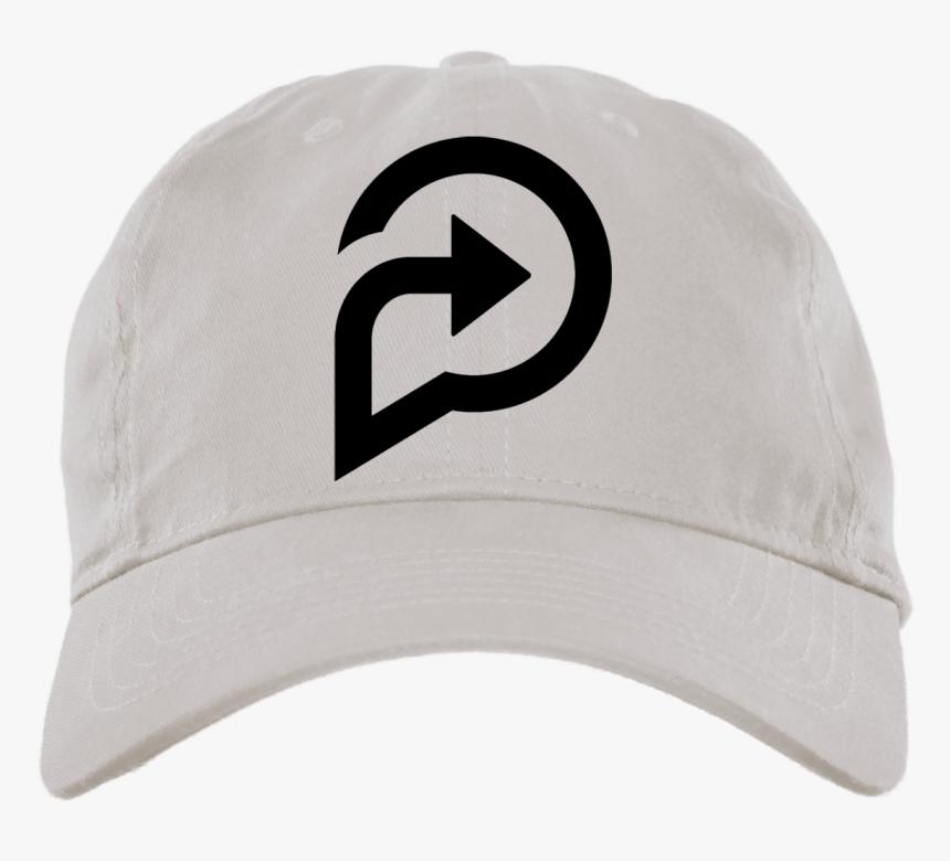 Pursuit Logo Unstructured Dad Hat , Png Download - Baseball Cap, Transparent Png, Free Download