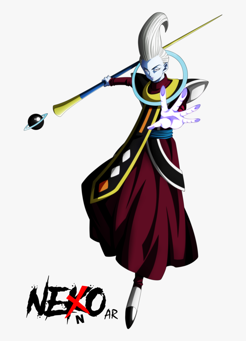 Mastered Ultra Instinct Whis By Nekoar - Whis Png, Transparent Png, Free Download