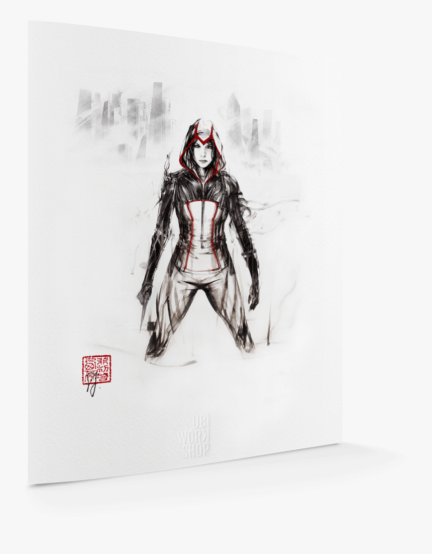 Assassin Creed Syndicate Clipart Transparent Red Lineage