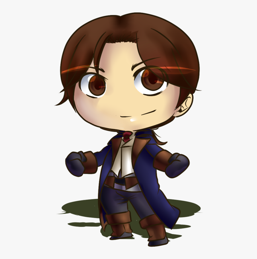 Assassins Creed Syndicate Logo - Assassin's Creed Fan Art Chibi, HD Png Download, Free Download
