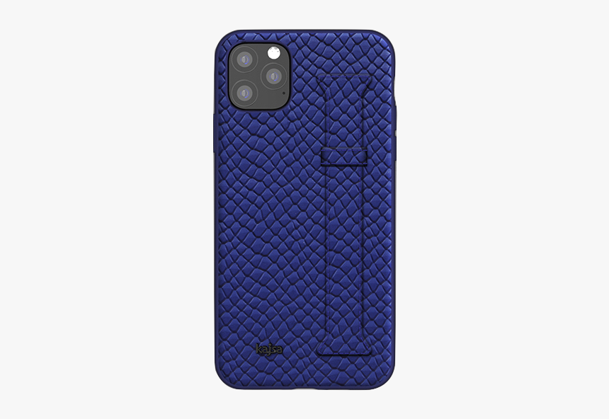 Genuine Leather Pearl Pattern Hand Strap Back Case - Mobile Phone Case, HD Png Download, Free Download