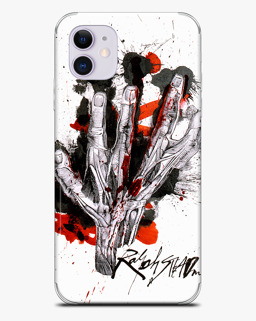 """Hand Iphone Skin""""  Data Mfp Src=""""//cdn - Mobile Phone Case, HD Png Download, Free Download"""