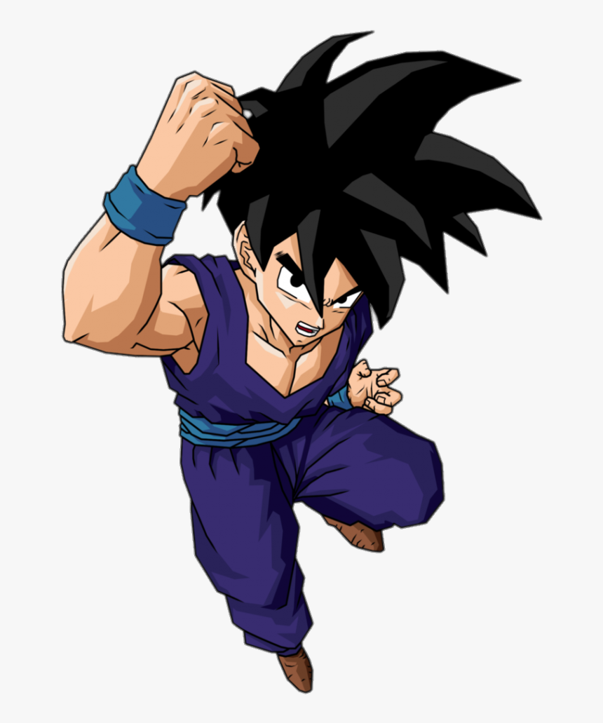 Dragon Ball Son Gohan Teenager - Gohan Dragon Ball Z Budokai Tenkaichi 2, HD Png Download, Free Download