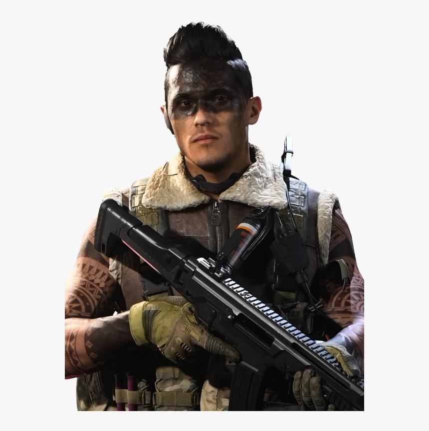 Call Of Duty Modern Warfare Talon Operator Hd Png Download Kindpng