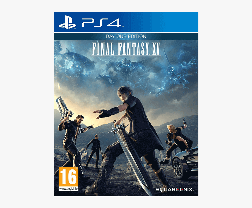 King's Tale Final Fantasy Xv Ps4, HD Png Download, Free Download