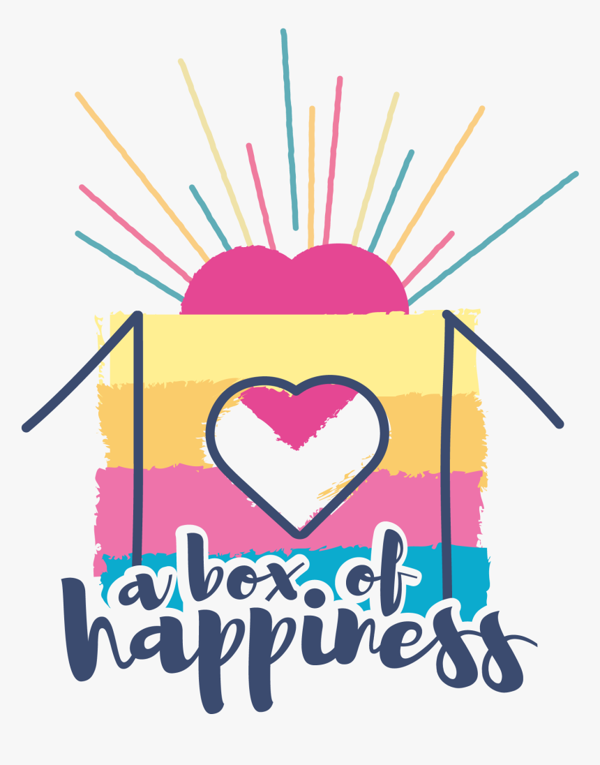 A Box Of Happiness   Box Full Of Happiness, HD Png Download   kindpng