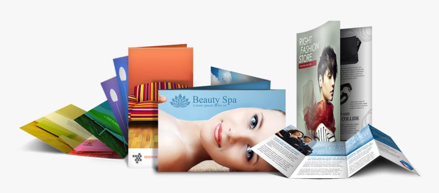 Large Format Printing - Brochure Prints, HD Png Download, Free Download