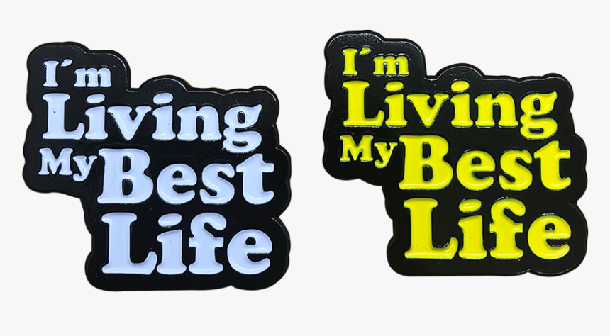 Image Of Best Life Pin - Pocket Life, HD Png Download, Free Download
