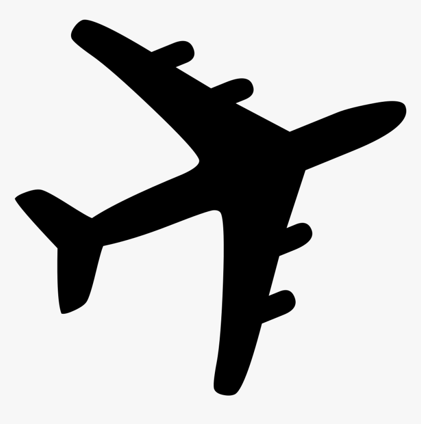 Plane Transparent Background Airplane Icon Hd Png Download