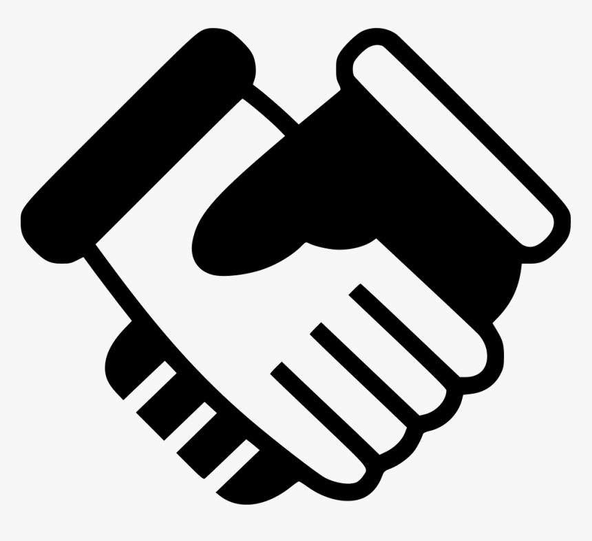 Hand Shake Deal Finance Online Svg Png Icon Free Download - Shake Hand Icon Png, Transparent Png, Free Download