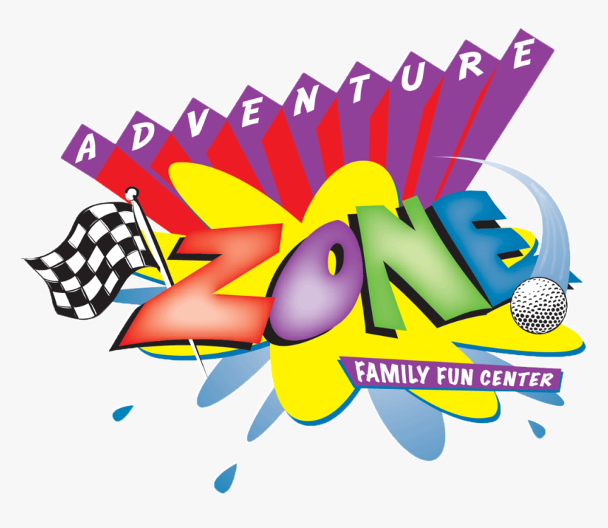 Az Family Fun Center - Geneva On The Lake Ohio Adventure Zone, HD Png Download, Free Download