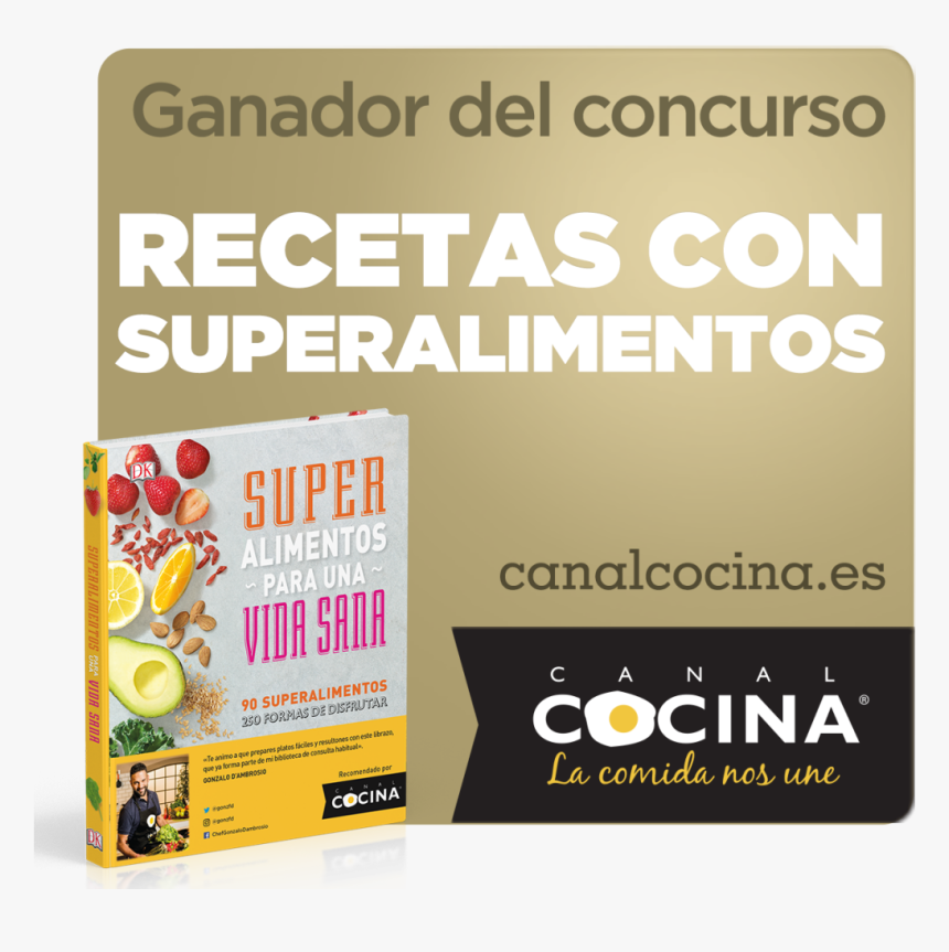 Canal Cocina, HD Png Download, Free Download