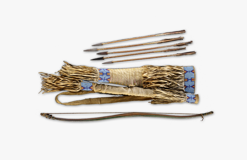 Indian Bow And Arrow Png, Transparent Png, Free Download