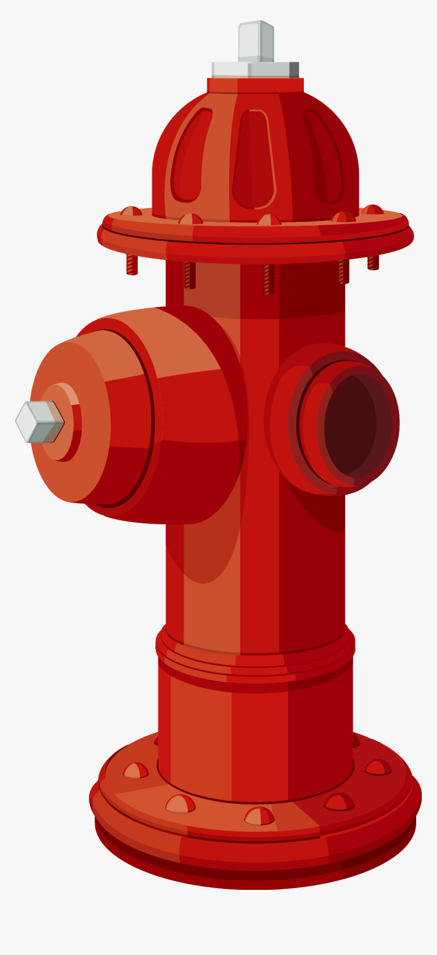 Transparent Fire Hydrant Clipart - Fire Hydrant Vector Png, Png Download, Free Download