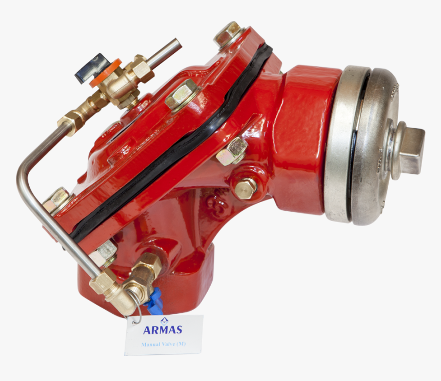 Angle Type Hydrant - Machine, HD Png Download, Free Download