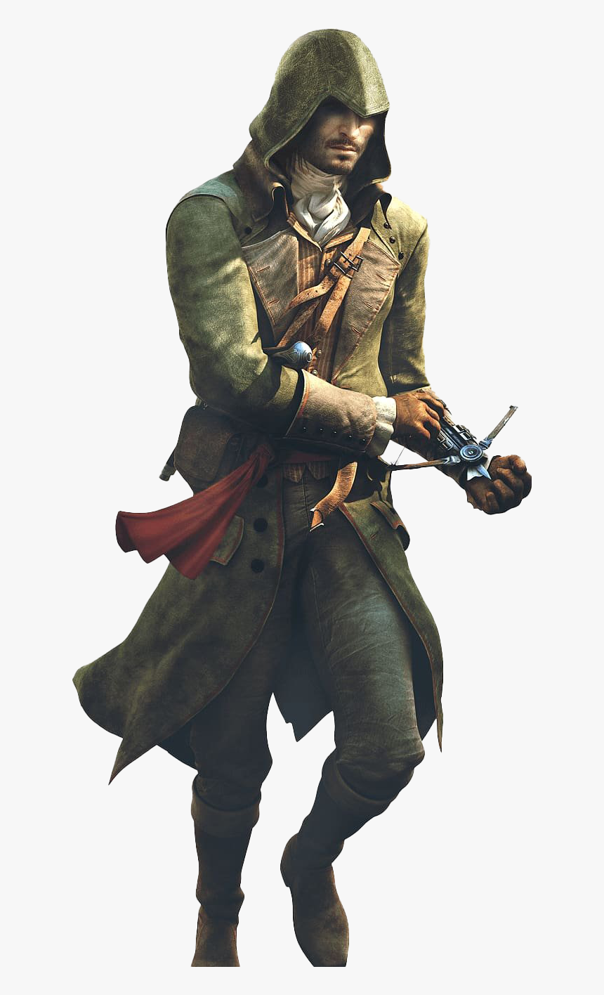 "Assassin""s Creed Syndicate Png Transparent Image - Arno Dorian Assassin's Creed Unity, Png Download, Free Download"