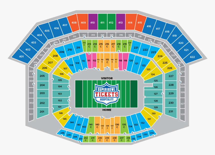 Super Bowl News - Levis Stadium Sbl Price, HD Png Download, Free Download