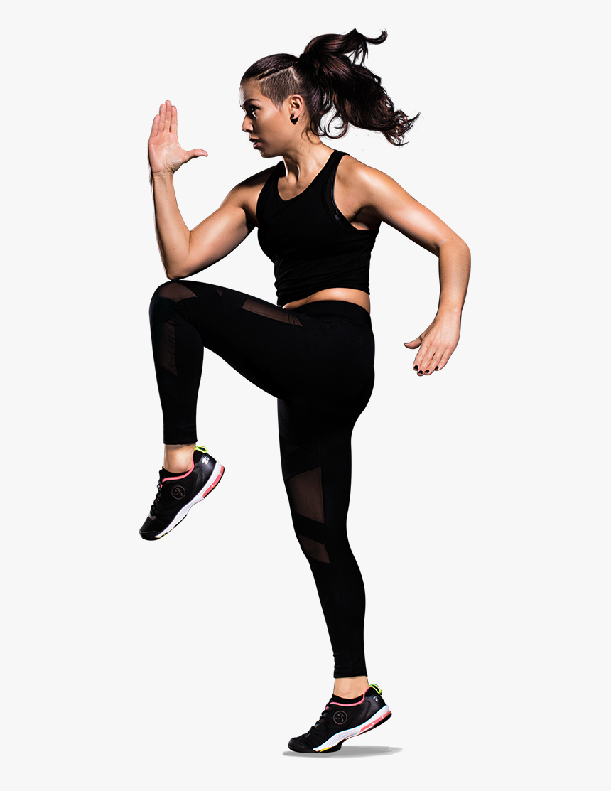 Black Women Zumba Dancing Png Strong By Zumba Instructor Transparent Png Kindpng