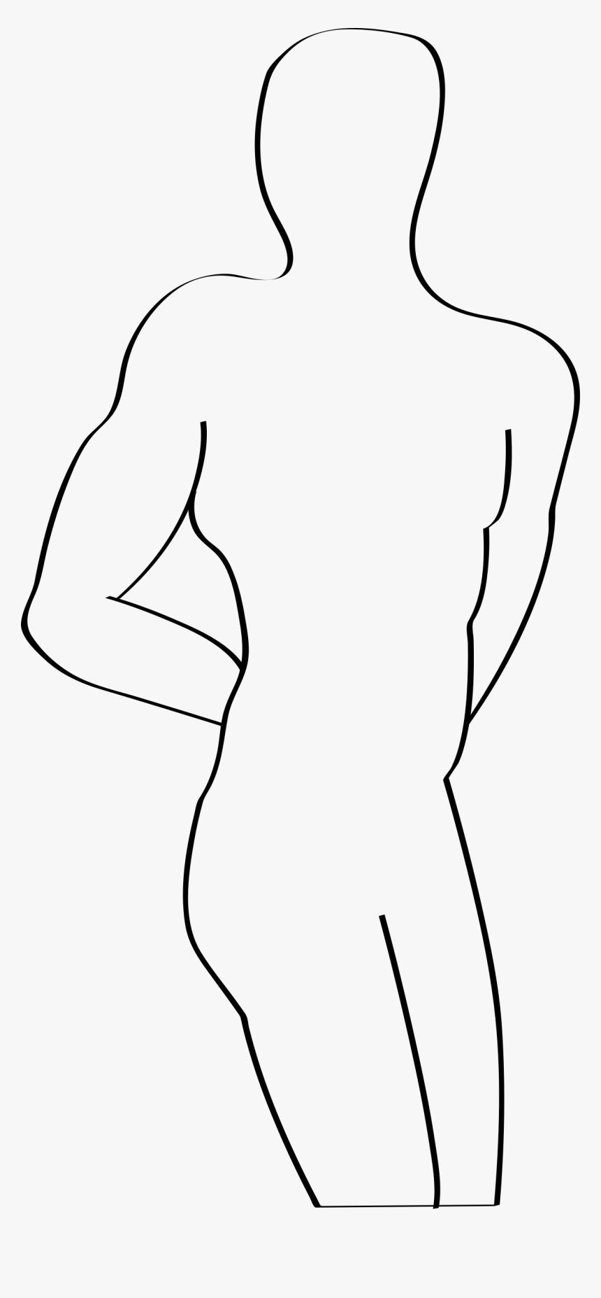 Silhouette Of Man Clip Arts Silhouette Homme Clipart Hd Png Download Kindpng