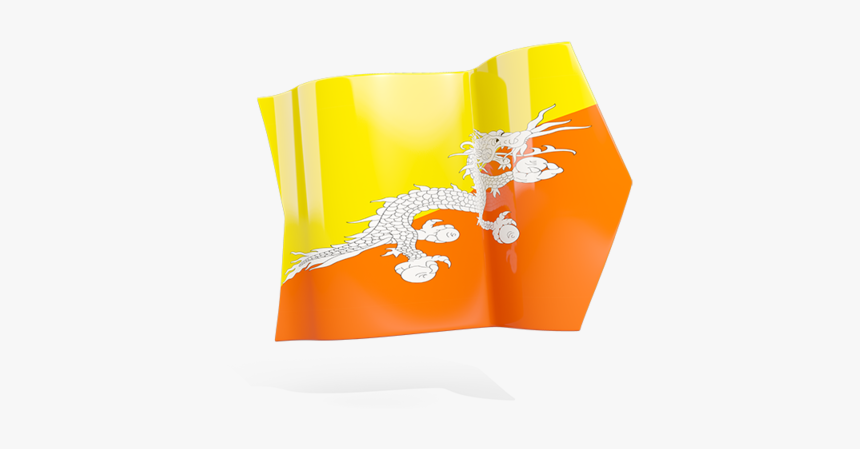 Download Flag Icon Of Bhutan At Png Format - Illustration, Transparent Png, Free Download