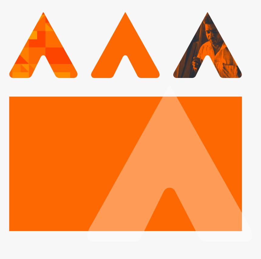 Orange Arrow Icon Png, Transparent Png, Free Download