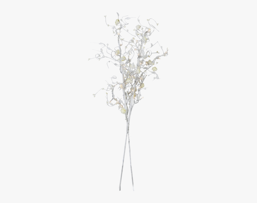 Decorative Twig Rose - Bouquet, HD Png Download, Free Download