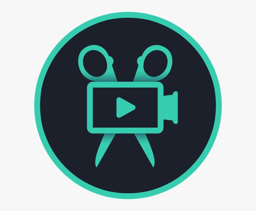 Video Bearbeiten Im Mac App Store - Movavi Video Editor Png, Transparent Png, Free Download