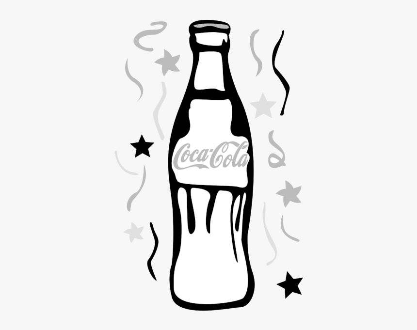 Coke Bottle Clipart, HD Png Download, Free Download