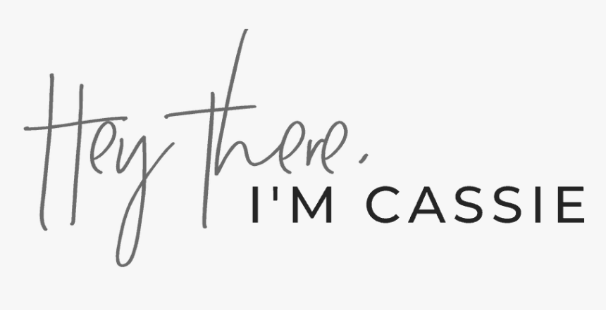 Im Cassie - Calligraphy, HD Png Download, Free Download