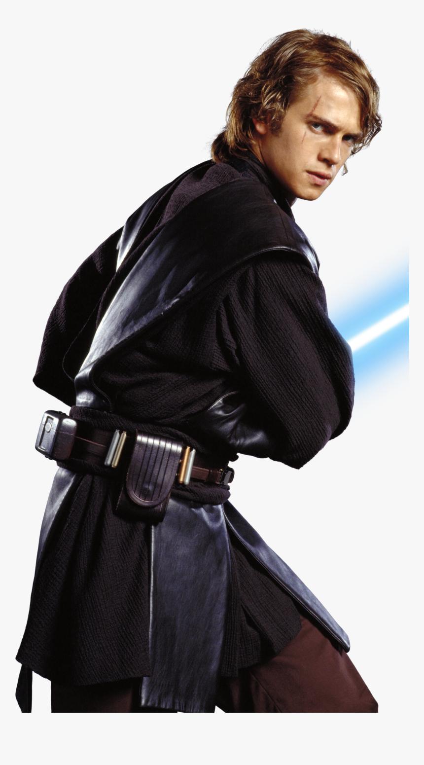 Composite Anakin Vs Sandman - Star Wars Anakin Skywalker Png, Transparent Png, Free Download