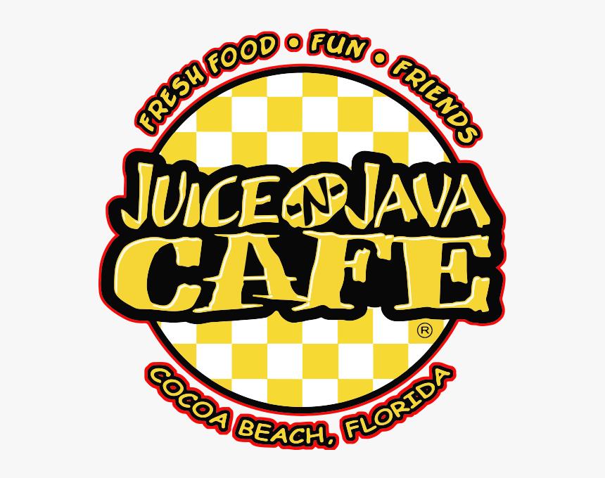 Juice N Java Diner Logo - Juice N Java, HD Png Download, Free Download