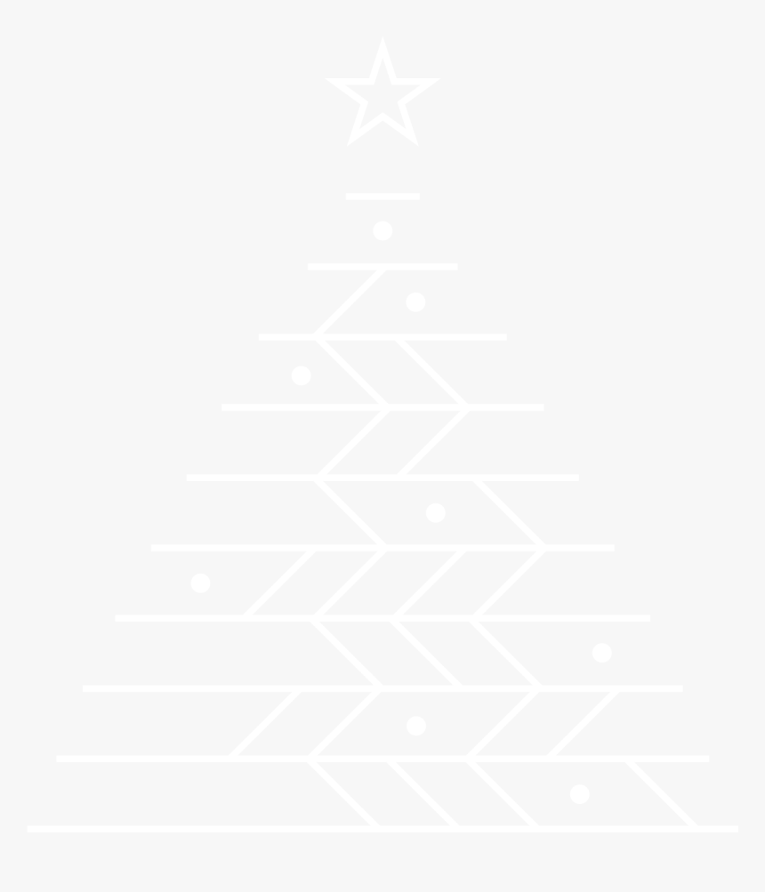 Christmas Tree Lighting - Johns Hopkins Logo White, HD Png Download, Free Download