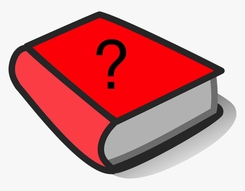 Blank Red Book Cover , Png Download - Green Book Clipart, Transparent Png, Free Download