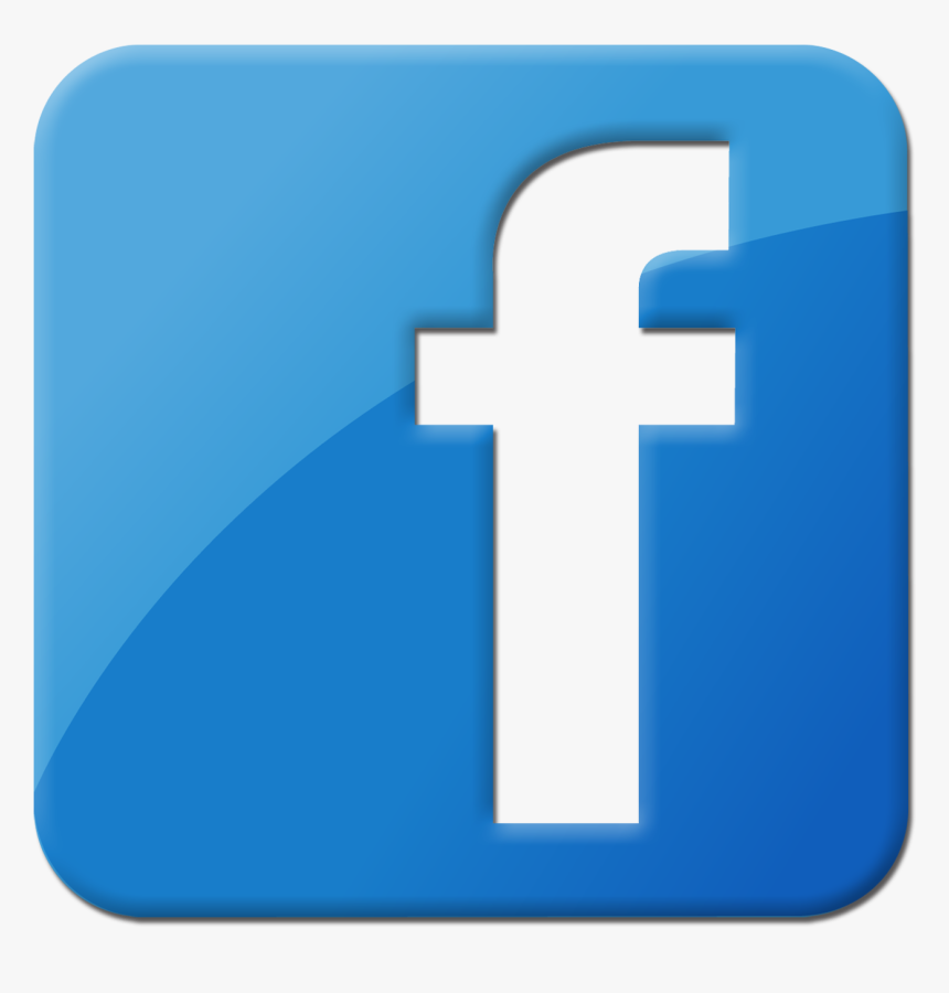 Download Facebook Logo Png - Icon High Quality Transparent Background Facebook Logo, Png Download, Free Download