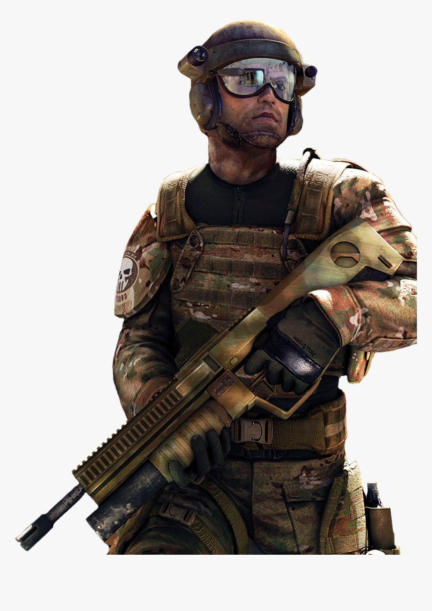 Ghost Recon Advanced Warfighter Png Download Call Of Duty