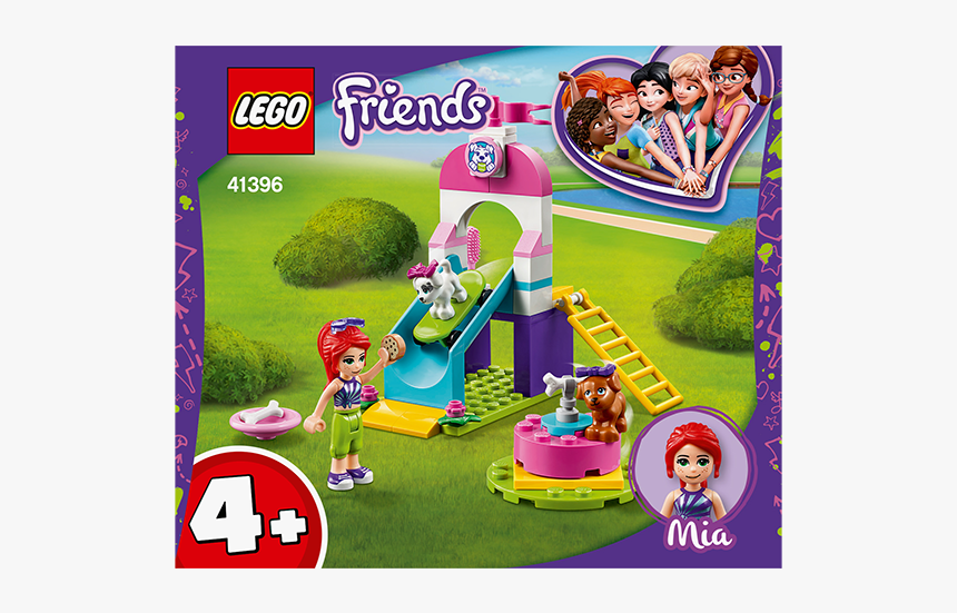 Lego Friends Puppy Playground, HD Png Download, Free Download