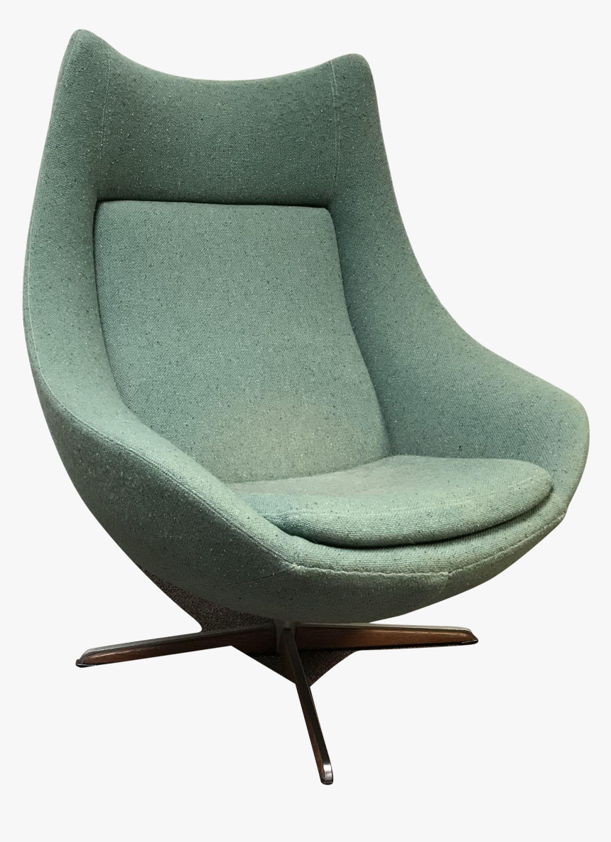 Mid Century Danish H - Office Chair, HD Png Download, Free Download
